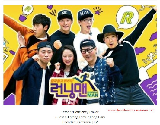 Download Running Man Episode 326 Subtitle Indonesia
