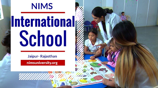 Nims International School, Jaipur - Rajasthan