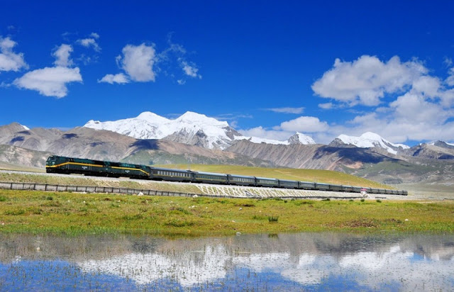 10 Days Tibet train tour-Lhasa +Nyingchi