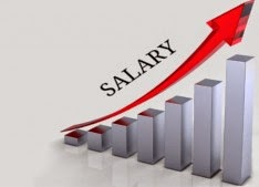 Good talent getting recognized with remarkable salary hikes