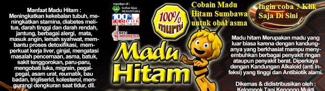 http://caramenyembuhkanasmasecaratotal.blogspot.com/madu-hitam-sumbawa-untuk-mengobati.html