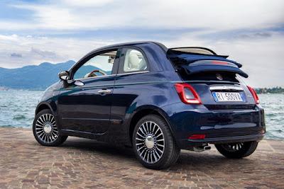 Allestimento Riva per Fiat 500
