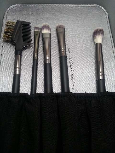 Crown Brush 8 Piece Infinity Synthetic Brush Set - Eyes