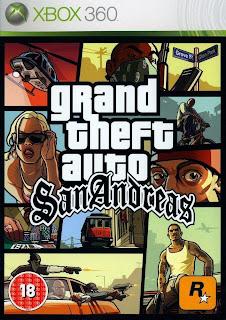 Grand Theft Auto San Andreas (X-BOX360)