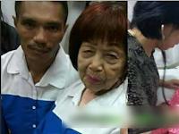 Pernikahan Martha (82) Dan Sofian (28) Bikin Heboh, Ia Kini Dikabarkan Hamil, Ini Reaksi Netizen