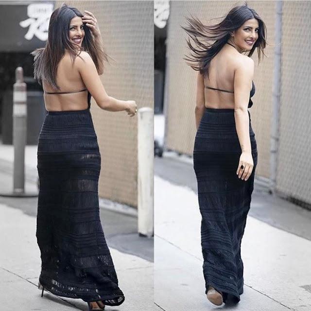 Sexy Babe Priyanka Chopra New Photoshoot