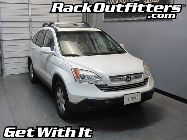 Rack Outfitters: 2007-2011 Honda CR-V Roof Rack Fixed ...