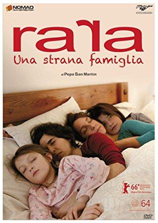 Rara (2016) (Chile) [BRrip 1080p] [Latino] [Drama]