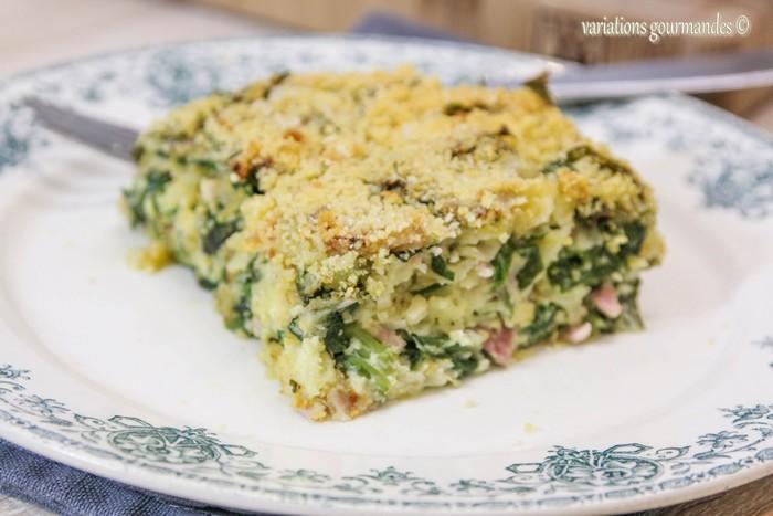 Variations Gourmandes, Cuisine niçoise