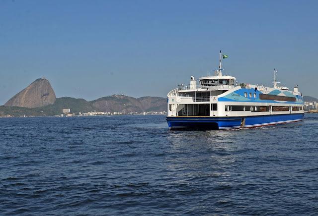 Estudo prevê 14 novas linhas de barcas na Região Metropolitana