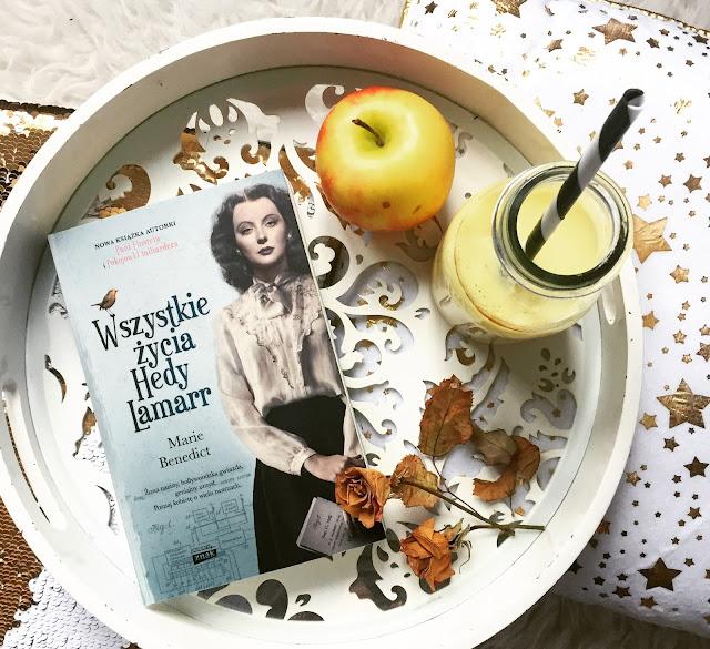 Wszystkie życia Hedy Lamarr - Marie Benedict