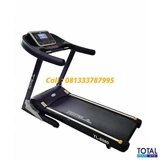 Jual alat fitness Treadmill Elektrik Murah