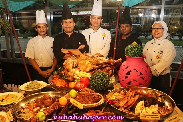 RAMADHAN BUFFET 1439H / 2018 Istimewa Citarasa Timur Tengah Dan Malaysia Di Grand BlueWave Hotel Shah Alam