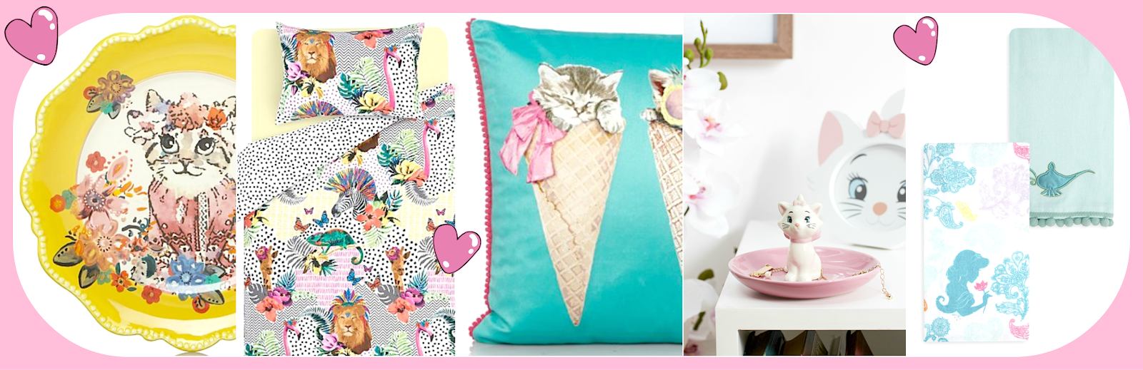 Bows And Pearls: Cute Homeware Wishlist