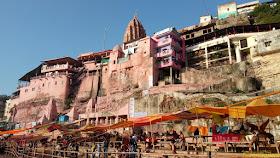 Omkareshwar Temple Ghat