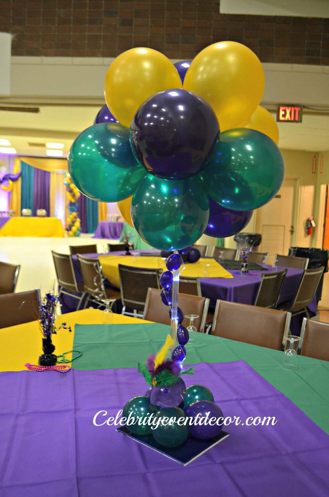 Celebrity Event Decor Amp Banquet Hall Llc November 2012