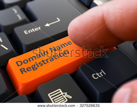 memilih domain yang akan didaftarkan