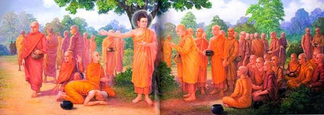 Đạo Phật Nguyên Thủy - Kinh Tăng Chi Bộ - Thế nào là một sa môn