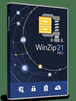 WinZip Pro Box Imagen