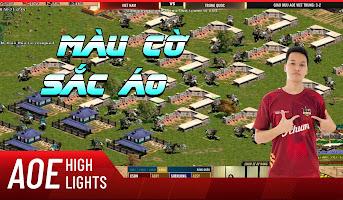 AoE Highlight | Trận đấu cung R quản map long trời lở đất của các siêu sao AoE