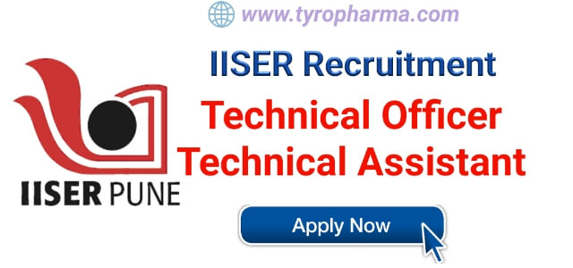 iiser pune recruitment