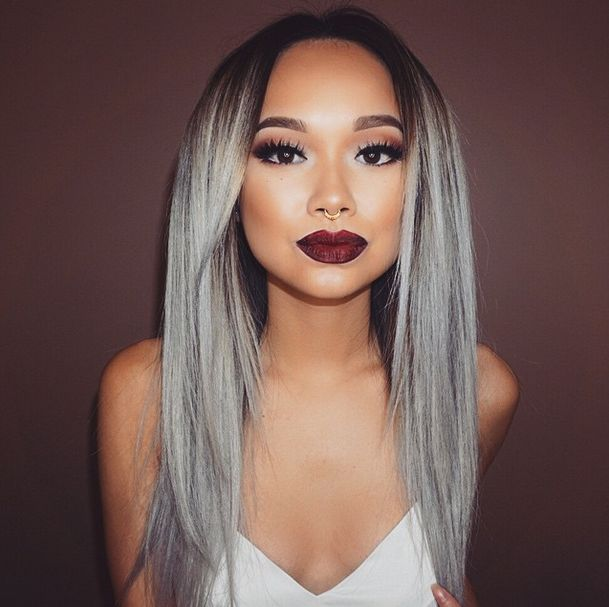 Silver - grey gorgeous hairstyles!!! - The HairCut Web