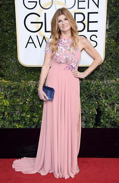 Connie Britton Red Carpet Golden Globes