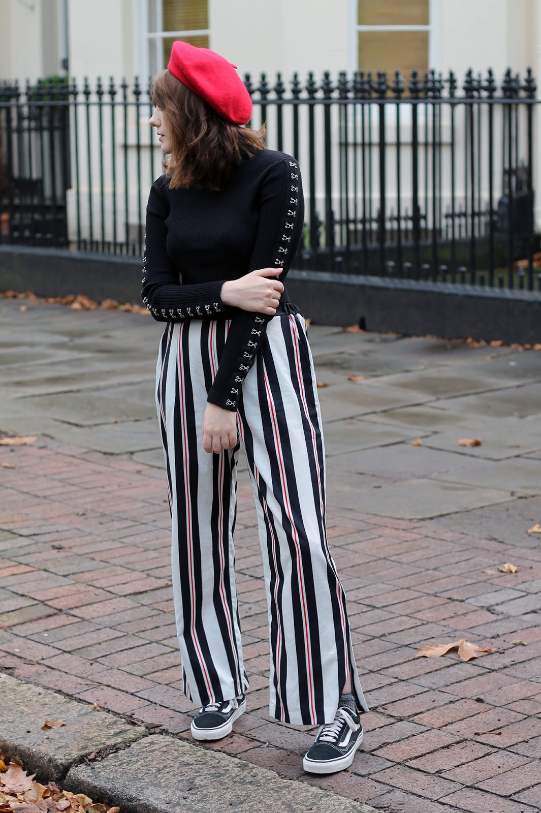 Liverpool fashion blogger wearing Tobi tia knit