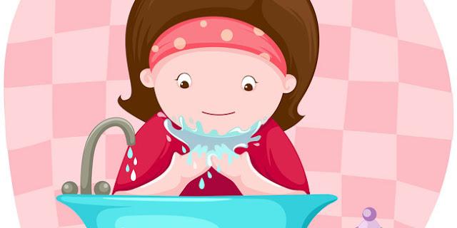 10 Kesalahan Waktu Mencuci Muka