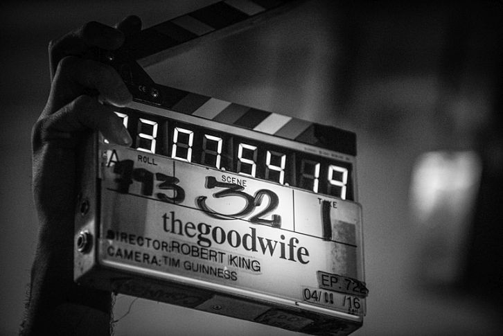 The Good Wife - Previously unreleased Promotional and BTS Photos from the Series Finale
