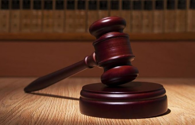 A 39 year old man Docked Over Alleged '419' 100 Bags Of Rice
