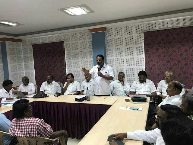 பிளவுபட்ட ஜாக்டோ-ஜியோ தலைமைகள் ஒன்றிணைந்து போராட முடிவு!