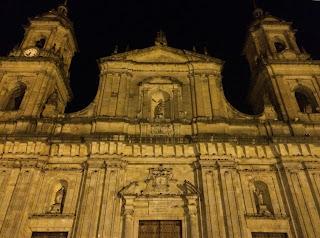 Katedra - Bogota - Kolumbia