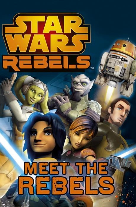 Star Wars: Rebels Poster - Meet The Rebels