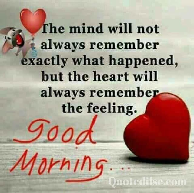 morning greetings to girlfriend