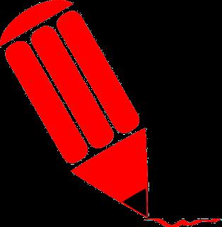 Escribir en rojo