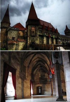 hxvona15 Benteng & Istana Eksotis di Dunia