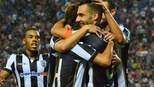 Ο ΠΑΟΚ χάρισε τους περισσότερους βαθμούς στην Ελλάδα