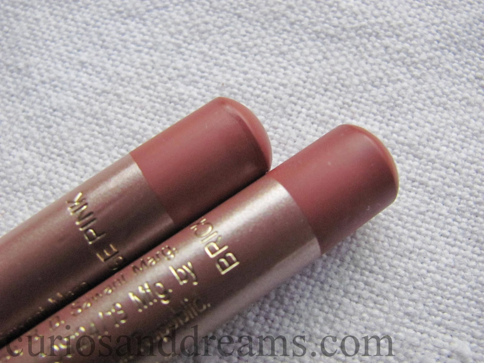 Lakme 9 to 5 Lip Liner Beige Pink review, Lakme 9 to 5 Lip Liner Beige Pink swatch