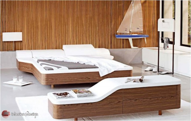 Wood interior designs 4