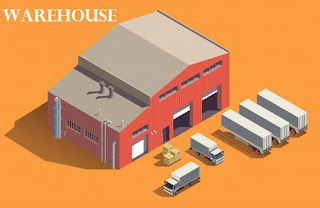 Warehouse Functions And Roles Other Than As Places To Store Goods
