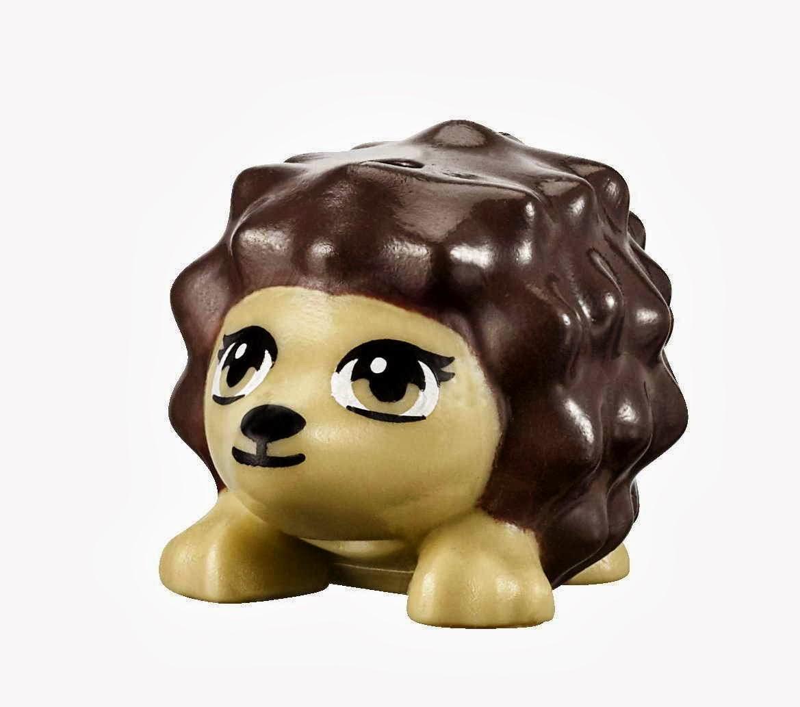 Brick Friends Lego 41020 Hedgehog S Hideaway