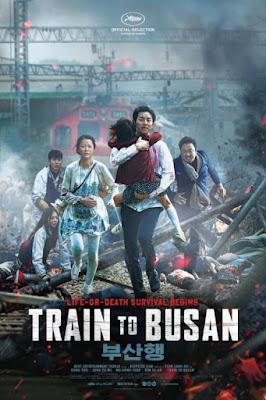Train To Busan 2016 DVD R1 NTSC Latino