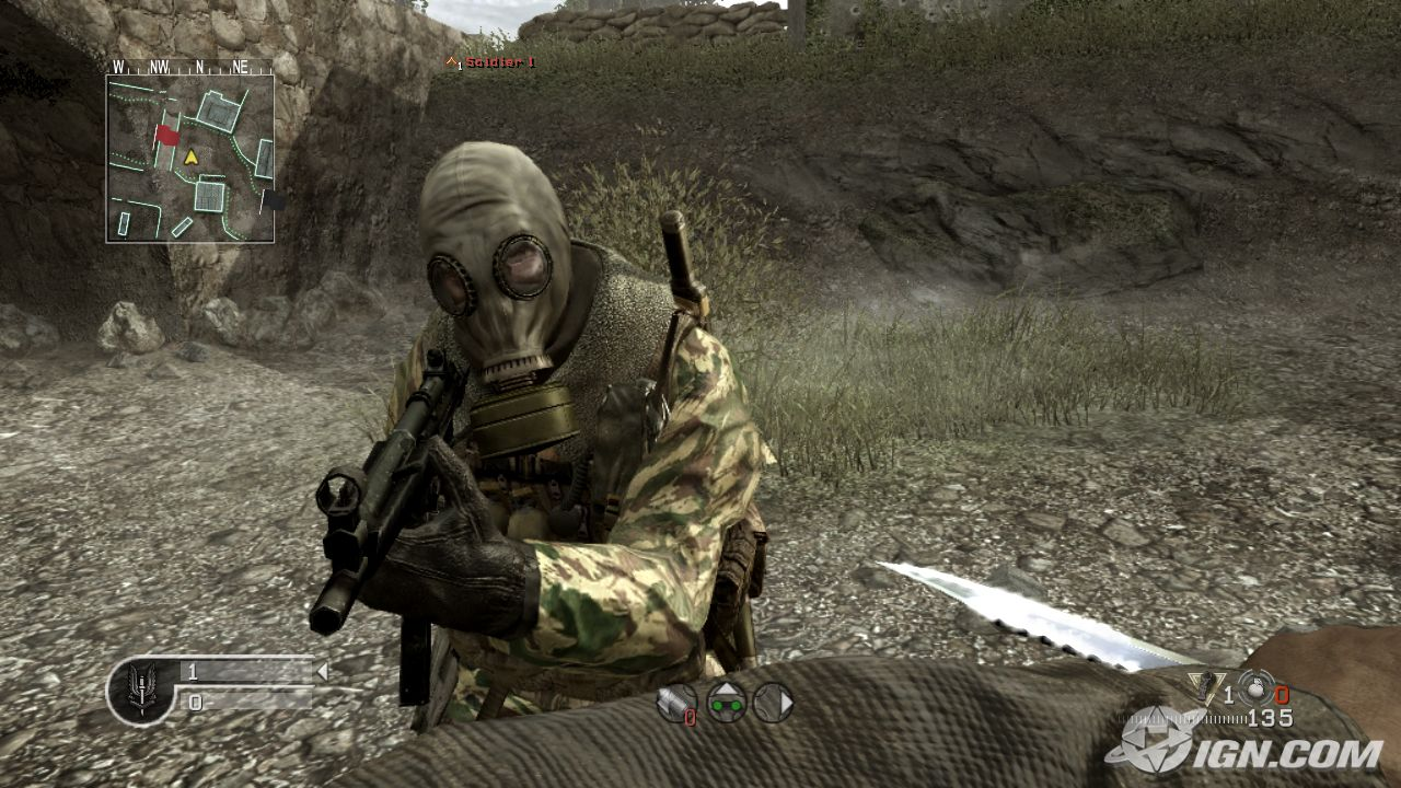 Modern Russian Gas Mask