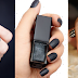 Nail designs in black shades!