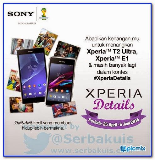 Kontes Foto Berhadiah Utama Xperia T2 Ultra