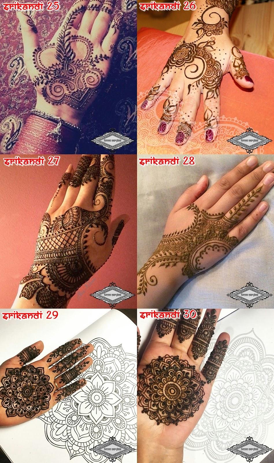 Henna Gelang | Makedes.com