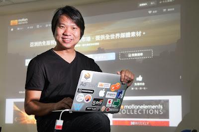[Meet創業之星]新加坡Motion Elements,幫你找到需要的背景音樂和動畫!