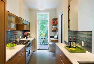 Interior Dapur Minimalis Yang Menginspirasi