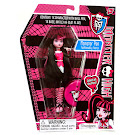 Monster High Canal Toys Draculaura Doll Pen Figure